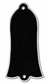 Truss Rod Cover LP Svart